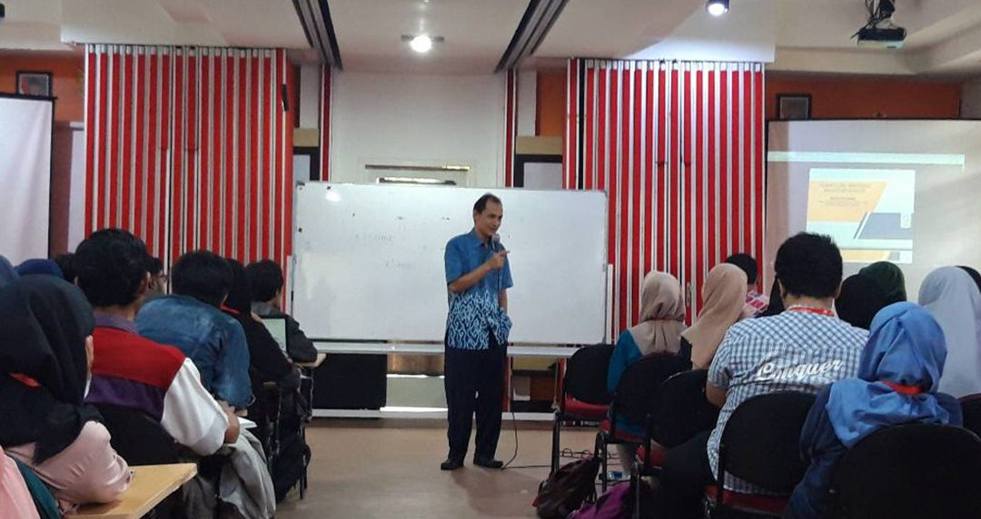 Gali Ilmu Teknologi Reaktor dan Nuklir bersama Dr. Roziq Himawan