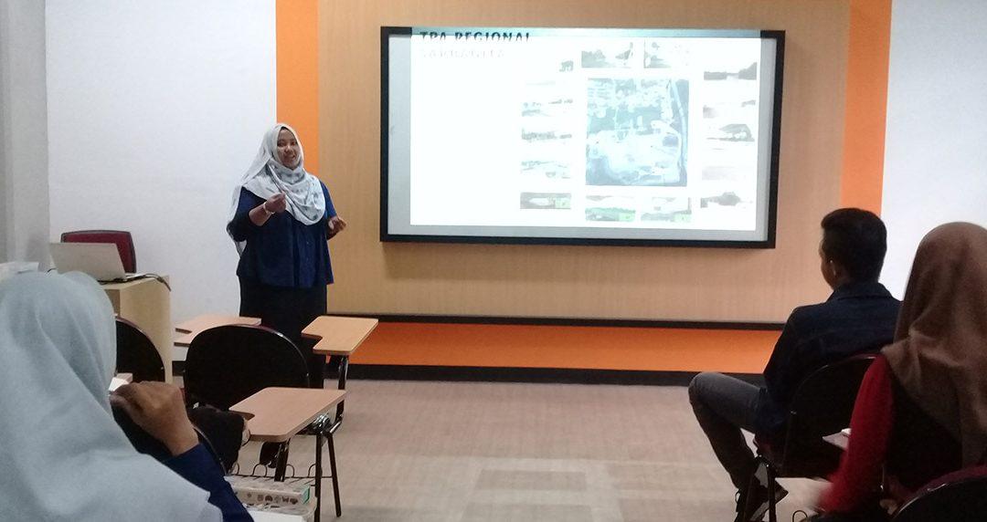 Peduli Lingkungan, UISI Adakan Kuliah Tamu Manajemen Pembuangan Limbah
