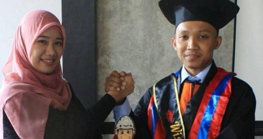 Ahmad Faruq Abduni Alhaq, Sang Organisator Peraih Mahasiswa Terbaik 2018 UISI