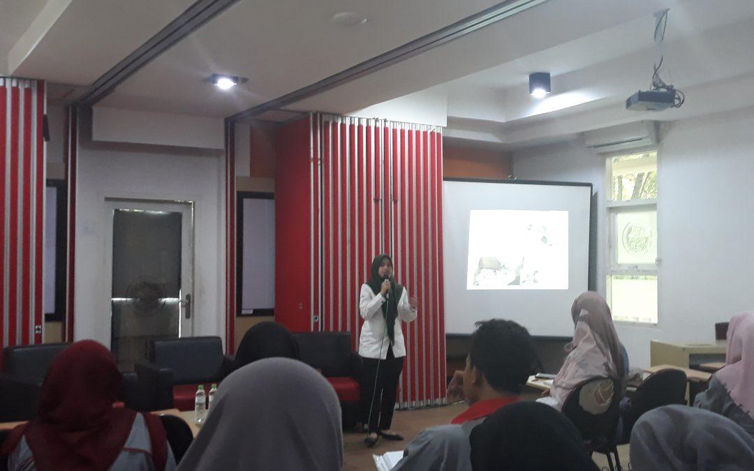 Berbagi Pengetahuan tentang Perkembangan Produk Melalui Kuliah tamu Bersama Semen  Indonesia Group