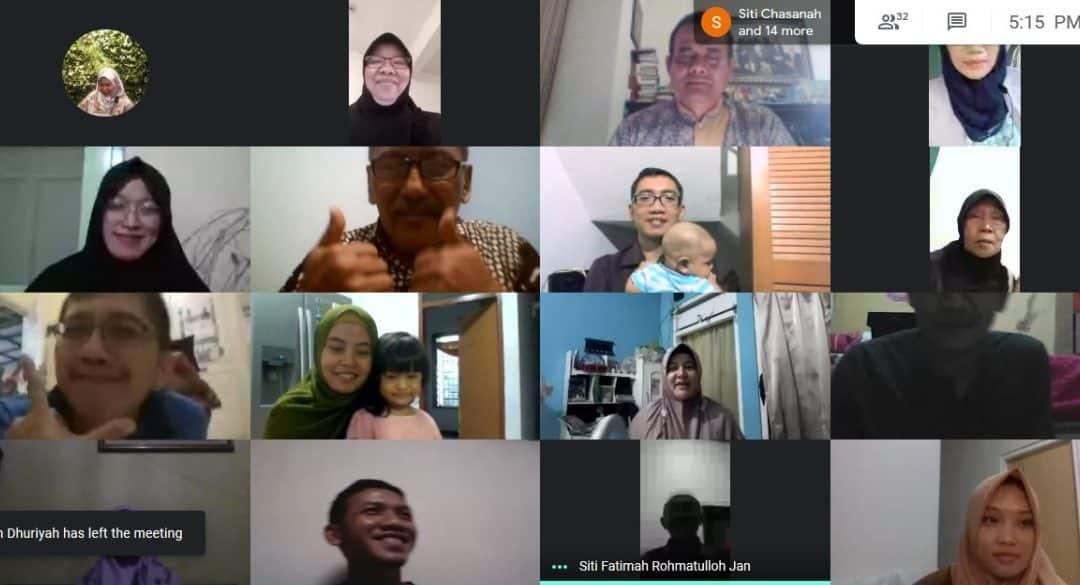 Forum Silaturahmi, Manajemen Rekayasa Ajak Wali Mahasiswa Diskusi Hangat di Tengah Pandemi